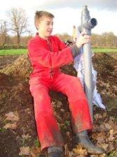 Edwin aanleg veld